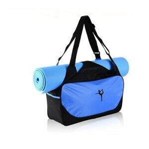 Sport Clothes Handbag Waterproof Yoga Backpack Women Fitness Gym Pilates Travel