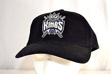 Sacramento Kings Black Baseball Cap Adjustable