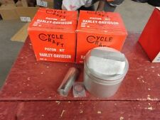 Cycle Craft Part# 33-74-36-15959 set (2) pistons for Harley Sportster 1000cc