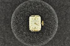 VINTAGE MENS MOVADO WRISTWATCH MOVEMENT CAL 7386 - RUNNING