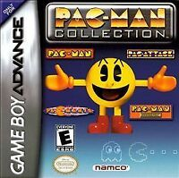 Pac-Man Collection (Nintendo Game Boy Advance, 2001) CART ONLY