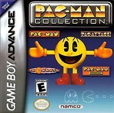 Pac-Man Collection (Nintendo Game Boy Advance, 2001) GAME ONLY NICE SHAPE NES HQ