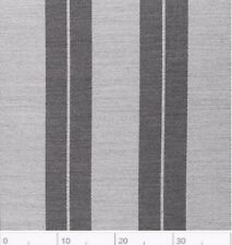 Dekostoff, Doubleface, Jacquard, Swafing, Albert, Streifen, Grau, 140cm