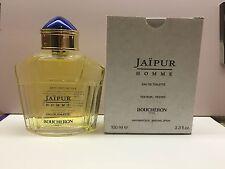 Boucheron Jaipur Pour Homme 3.4oz (100ml) Eau De Toilette Spray NEW IN WHITE BOX