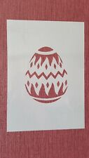 1978 Schablone Osterei Vintage Stanzschablone Wandtattoo Stencil Graffiti Design