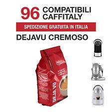 96 Capsule caffè DejaVu Cremoso Italian Coffee compatibili Caffitaly