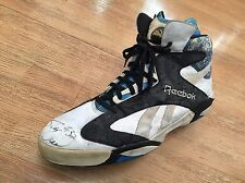 SHAQUILLE O'NEAL 1992-93 SIGNED GAME USED ROOKIE SHOE SHAQ PSADNA JSA AUTO COA