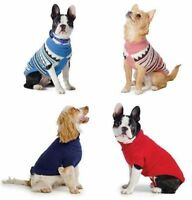 Ancol Xtra Warmth Muddy Paws Alpine & Cable Knit Dog Puppy Jumpers /  Sweaters