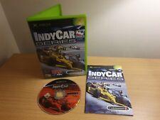 Indy Car Series-XBox-Komplett mit Anleitung-freie p&p - PAL