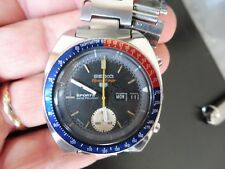 vintage seiko speed-timer 5 sports chronograph automatic 6139-6050 Watch