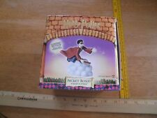 Harry Potter Department 56 Secret Box limited edition Box Broom Quidditch 2000