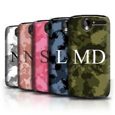 Personalised Custom Military Camouflage Phone Case for HTC Desire G7/Cover