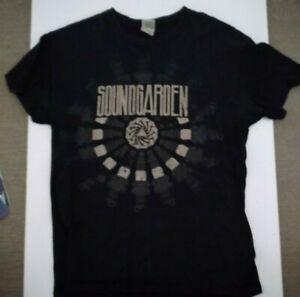 Soundgarden 2012 Australian Tour T-Shirt