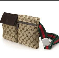 Gucci Belt web Bag waist messenger crossbody  Fanny Pack