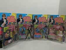 Austin Powers Bundle (4) Austin Powers, Fembot, Vanessa Kensington And Scott...