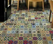 Tuile TRAITE & échantillons Vintage Marocain Style Victorien complet glacé Wall & Floor Tiles