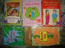 Harcourt Readers - Relationships, Leveled for Grades 1.5 - 2, Five Books