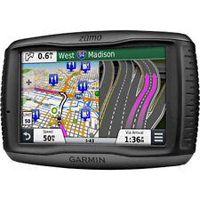 GARMIN zumo 590LM Motorcycle Bike GPS Receiver Navigator w/ Maps 010-01232-01