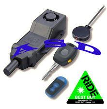 Meta M357T-V2 CAT 1 Motorbike Alarm Thatcham Category 1, 24M WARRANTY, UK MODEL