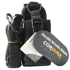 CORDURA NYLON Heavy Duty Carry Case for MOTOROLA HT750 HT1250 HT1550 GP340 GP360