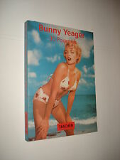 BUNNY YEAGER 30 POSTCARDS TASCHEN 1995 - MINT- CONDITION!!!