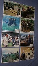 Original UNCOMMON VALOR lobby card set  VIETNAM WAR POW