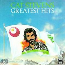 "Cat Stevens ""Greatest Hits"" w Wild World, Moonshadow, Father & Son, Ready & more"