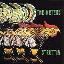 THE METERS - STRUTTIN' (NEW CD)