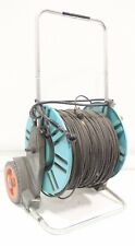 Benthos Teledyne D-460-49 Pipe Locator Transmitter Probe Cable Reel