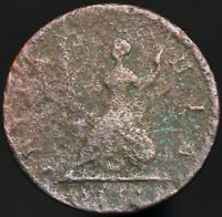 1731 | George II Farthing | Copper | Coins | KM Coins