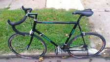 TREK 1200 ROAD BIKE BICYCLE - BUILT IN THE U.S.A. 1992 62cm frame Easton wheels