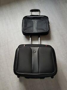 Business Patriot 2 - Laptoptrolley 44 cm - Wenger - Schwarz - Top Zustand -