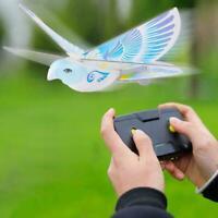E-bird Green Flying Pigeon Ebird Remote Control Toy M7O4