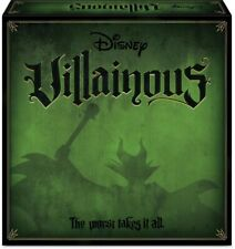 Ravensburger Disney Villainous The Worst Takes It All