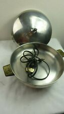 FARBERWARE BUFFET SKILLET  335-A   WORKING WITH POWER CORD   PREOWNED
