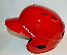 NEW    Rawlings S100 Red Batting Helmet           7 1/2