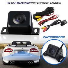 UNIVERSALE Impermeabile Auto Backup Vista Posteriore Telecamera retromarcia 170 ° Kit sensore di parcheggio
