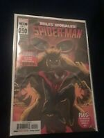 Miles Morales Spider-man #10 LGY #250 Marvel Comic 1st Print 2019 NM