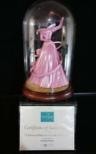 """WDCC Disney's Sleeping Beauty's Dress. """"A Dress A Princess Can Be Proud Of"""""""
