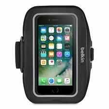 Belkin - Sport-Fit Plus Armband for Apple® iPhone® 7  - Black