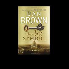 The Lost Symbol by Dan Brown Hardcover book FREE SHIPPING (Robert Langdon)