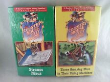 The Country & City Mouse Those Amazing Mice Their Flying Machines & Strauss Maus
