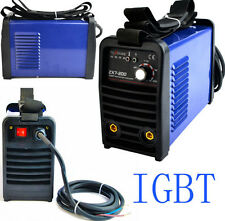 110V IGBT WELDING MACHINE ZX7-220 WITH CONSUMABLE LOWEST PRICE