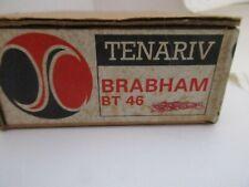 TENARIV 1/43 AMR BRABHAM BT 46 LAUDA WATSON GP MONACO 1978 KIT