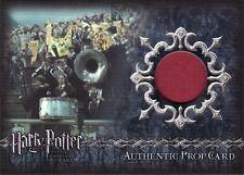 Harry Potter Goblet of Fire Gryffindor Banner P12 Prop Card