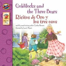 Goldilocks and the Three Bears, Grades PK - 3: Ricitos de Oro y los tres osos (K