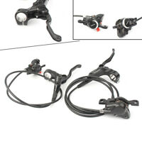 MTB Hydraulic Disc Brake Set Front Rear Caliper Kit For bike BR-BL-M315