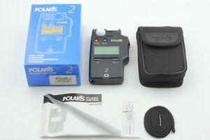 [TOP MINT] Polaris 2 Digital Flash Meter From JAPAN #OS70