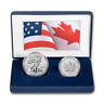 2019 U.S. Mint Pride of Two Nations Limited Edition 2-Coin Set 19XB