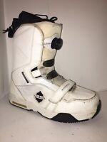 Snowboard Boots Rossignol Crank Boa, men's 13.5 US 31.5 White